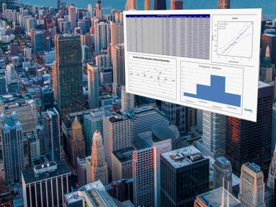 Avaliação de Imóveis Urbanos por Inferência Estatística com Base na NBR 14653-2